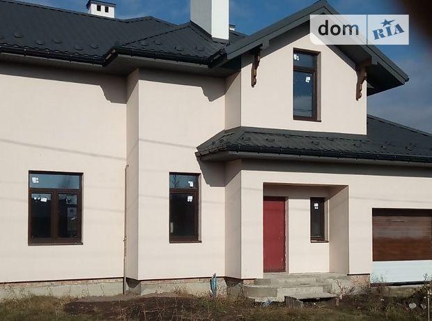 двухэтажный дом без мебели, 224 кв. м, кирпич. Продажа в Сокольниках (Львовская обл.) фото 1