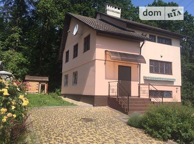 трехэтажный дом с камином, 185 кв. м, кирпич. Продажа в Водниках (Львовская обл.) фото 1