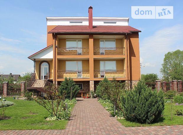 трехэтажный дом с садом, 400 кв. м, кирпич. Продажа в Радивилове фото 1