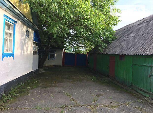 одноэтажный дом с садом, 90 кв. м, дерево и кирпич. Продажа в Меделовке (Житомирская обл.) фото 1