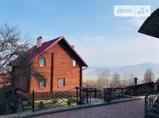 трехэтажный дом с камином, 280 кв. м, дерево и кирпич. Продажа в Белой Церкви (Закарпатская обл.) фото 1