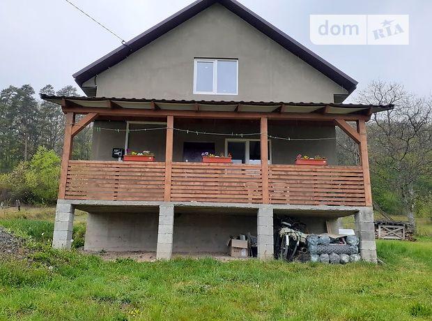 двухэтажный дом с террасой, 114 кв. м, газобетон. Продажа в Большом Бычкове (Закарпатская обл.) фото 1