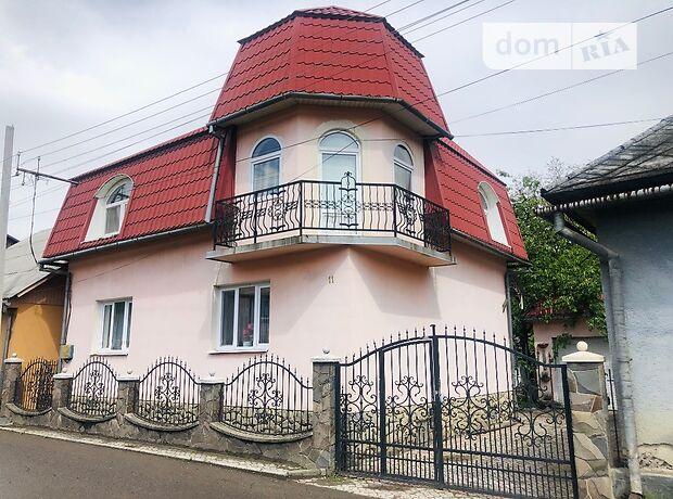 двухэтажный дом с камином, 236 кв. м, дерево и кирпич. Продажа в Рахове район Рахов фото 1