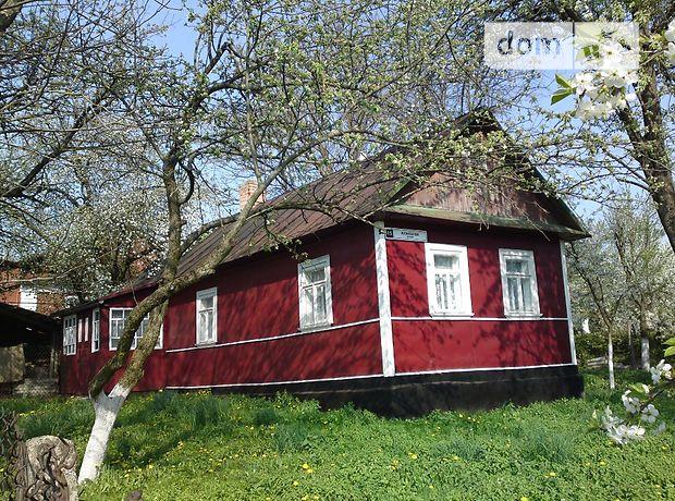 одноэтажный дом с садом, 47.3 кв. м, дерево и кирпич. Продажа в Малом Житине (Ровенская обл.) фото 1