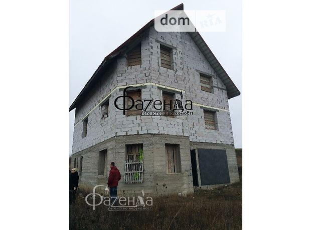двухэтажный дом, 260 кв. м, газобетон. Продажа в Обарове (Ровенская обл.) фото 1