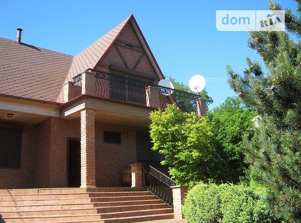 двухэтажный дом с камином, 160 кв. м, кирпич. Продажа в Ржищеве фото 1