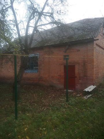 одноэтажный дом с отоплением, 56 кв. м, дерево и кирпич. Продажа в Житном (Сумская обл.) фото 1
