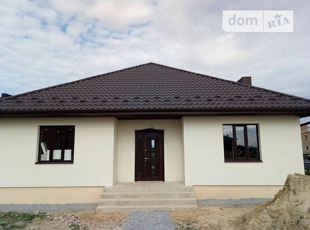 одноэтажный дом с отоплением, 125 кв. м, кирпич. Продажа в Ровно район Автовокзал фото 1