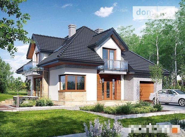 двухэтажный дом с камином, 141.22 кв. м, газобетон. Продажа в Ровно район Автовокзал фото 1