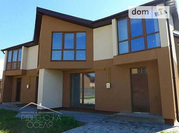 двухэтажный дом с мансардой, 100 кв. м, кирпич. Продажа в Ровно район Автовокзал фото 1