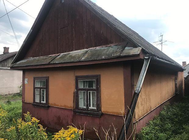 одноэтажный дом с подвалом, 90 кв. м, дерево и кирпич. Продажа в Ровно район Басов Угол фото 1