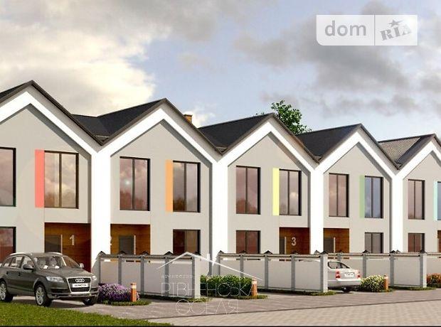 двухэтажный дом с террасой, 117 кв. м, кирпич. Продажа в Ровно район Боярка фото 1