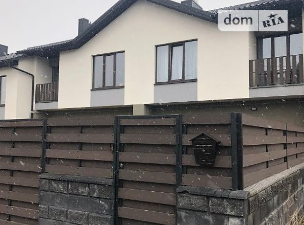 двухэтажный дом с террасой, 145 кв. м, кирпич. Продажа в Ровно район Чайка фото 1