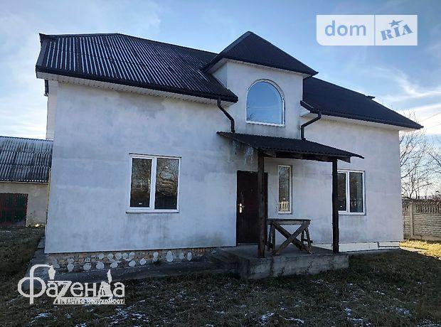 двухэтажный дом без мебели, 180 кв. м, кирпич. Продажа в Дядьковичах (Ровенская обл.) фото 1