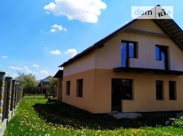 двухэтажный дом с камином, 140 кв. м, кирпич. Продажа в Дядьковичах (Ровенская обл.) фото 1