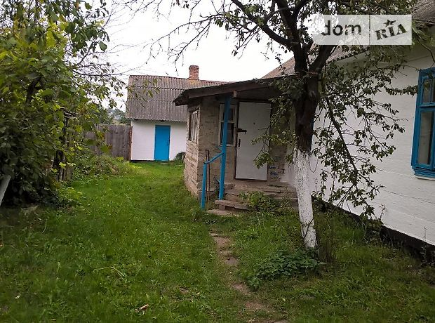 одноэтажный дом, 45 кв. м, дерево и кирпич. Продажа в Котове (Ровенская обл.) фото 1