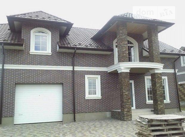двухэтажный дом с террасой, 230 кв. м, кирпич. Продажа в Обарове (Ровенская обл.) фото 1
