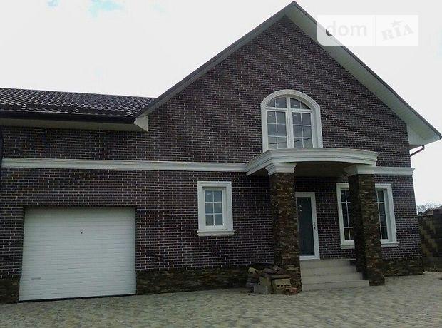 двухэтажный дом с террасой, 170 кв. м, кирпич. Продажа в Обарове (Ровенская обл.) фото 1