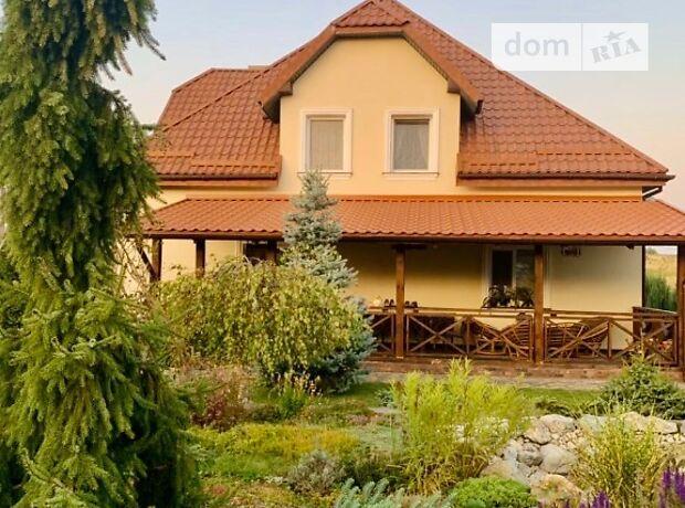 двухэтажный дом с садом, 235 кв. м, кирпич. Продажа в Обарове (Ровенская обл.) фото 1