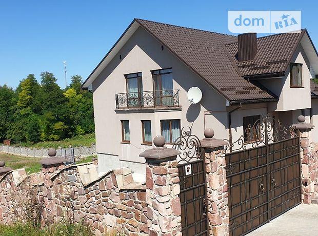 двухэтажный дом с камином, 290 кв. м, кирпич. Продажа в Обарове (Ровенская обл.) фото 1