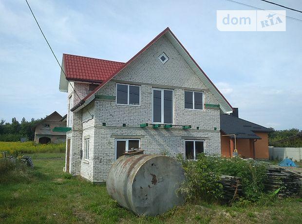двухэтажный дом с отоплением, 152 кв. м, газобетон. Продажа в Обарове (Ровенская обл.) фото 1