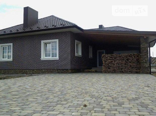 одноэтажный дом с террасой, 120 кв. м, кирпич. Продажа в Обарове (Ровенская обл.) фото 1