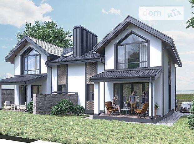 двухэтажный дом с террасой, 125 кв. м, кирпич. Продажа в Обарове (Ровенская обл.) фото 1