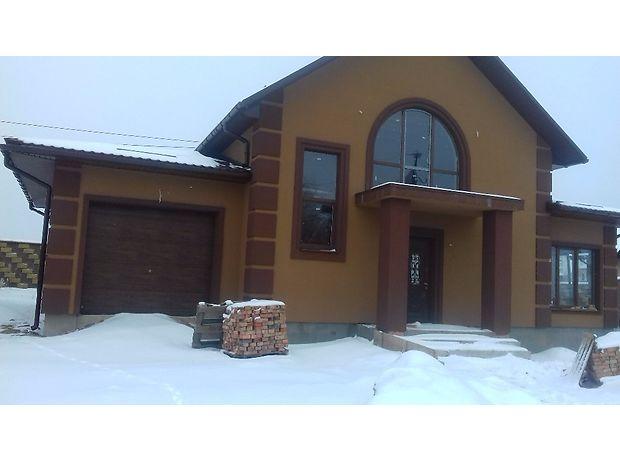 двухэтажный дом с гаражом, 160 кв. м, кирпич. Продажа в Обарове (Ровенская обл.) фото 1