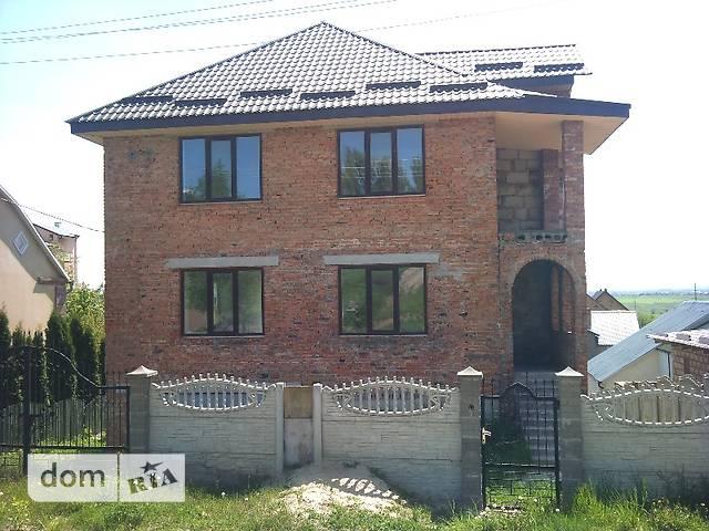 трехэтажный дом с мансардой, 468 кв. м, кирпич. Продажа в Ровно район ПМК-100 фото 1