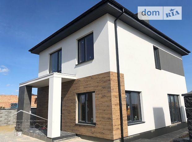 двухэтажный дом с террасой, 124 кв. м, кирпич. Продажа в Ровно район Счастливое фото 1