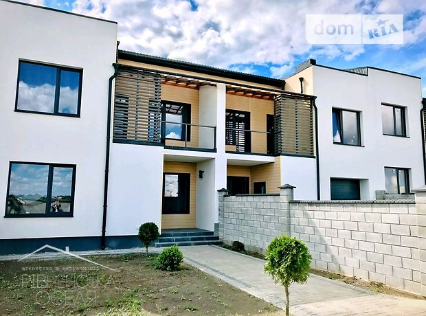 двухэтажный дом с мансардой, 124 кв. м, кирпич. Продажа в Ровно район Счастливое фото 1