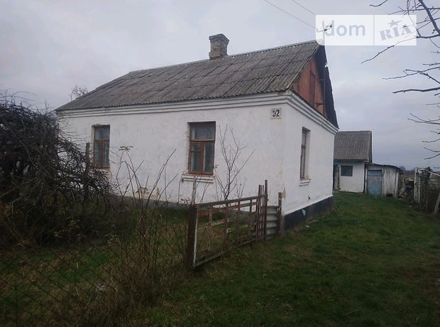одноэтажный дом с верандой, 58 кв. м, кирпич. Продажа в Шубкове (Ровенская обл.) фото 1