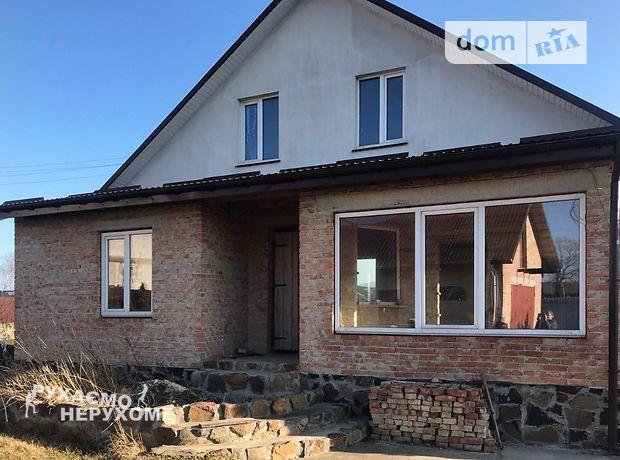 двухэтажный дом с садом, 95 кв. м, кирпич. Продажа в Ровно район Тинное фото 1