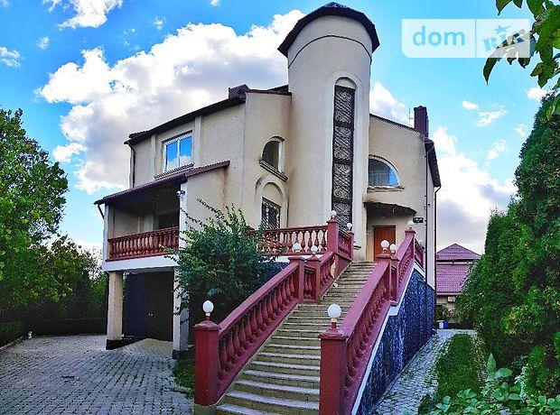 четырехэтажный дом с камином, 520 кв. м, кирпич. Продажа в Ровно район Тинное фото 1