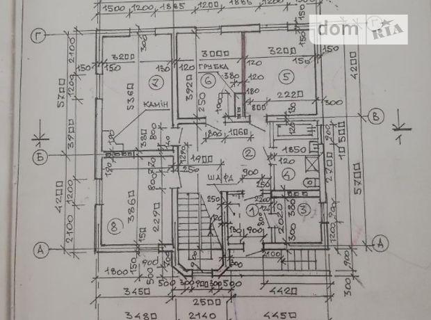 двухэтажный дом, 172.86 кв. м, пеноблок. Продажа в Вересневе (Ровенская обл.) фото 1
