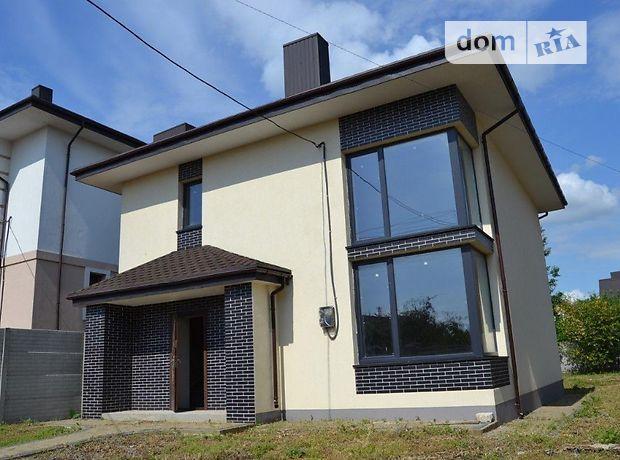 двухэтажный дом с черновой отделкой, 123 кв. м, кирпич. Продажа в Вересневе (Ровенская обл.) фото 1