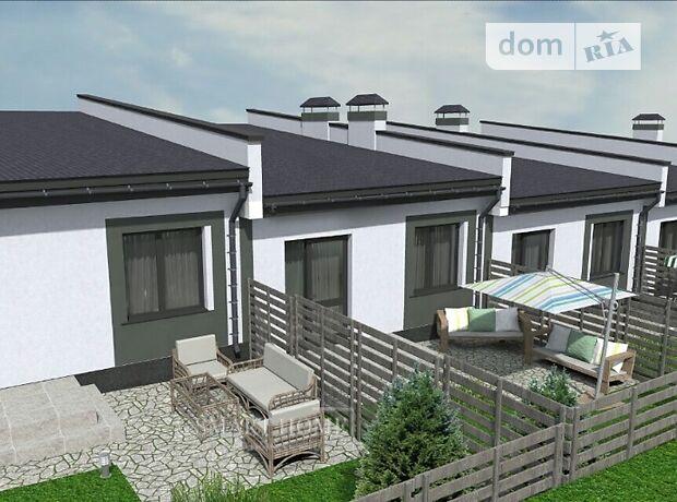 одноэтажный дом с черновой отделкой, 70 кв. м, кирпич. Продажа в Ровно район Ювилейный фото 1