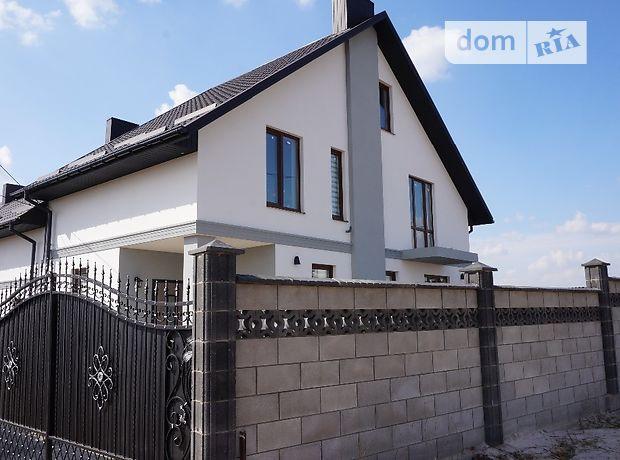 двухэтажный дом с балконом, 104 кв. м, кирпич. Продажа в Ровно район Ювилейный фото 1
