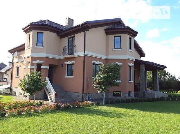 двухэтажный дом с камином, 300 кв. м, кирпич. Продажа в Ровно фото 1