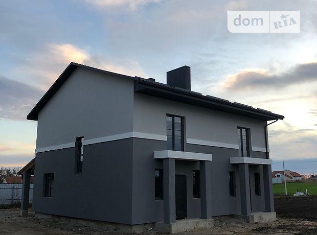 двухэтажный дом с террасой, 100 кв. м, кирпич. Продажа в Ровно фото 1