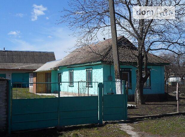 одноэтажный дом с садом, 47 кв. м, глинобитный. Продажа в Новоалександровке (Харьковская обл.) фото 1