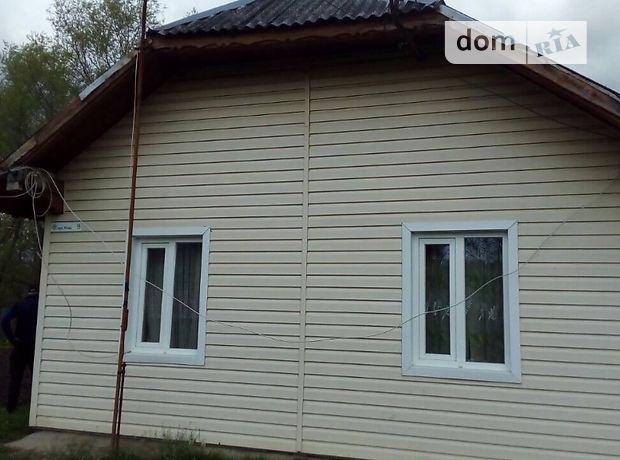 одноэтажный дом, 56 кв. м, дерево и кирпич. Продажа в Бесковичах (Львовская обл.) фото 1