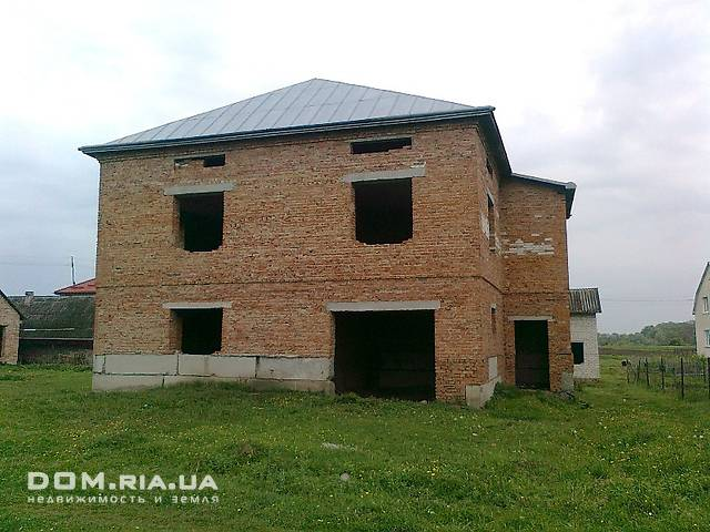 Продажа дома, 200м², Львовская, Самбор, c.Рудки