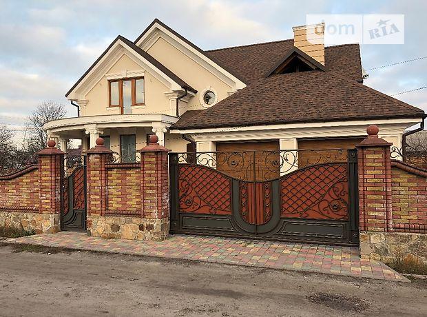 двухэтажный дом с гаражом, 300 кв. м, пеноблок. Продажа в Сарнах район Сарны фото 1