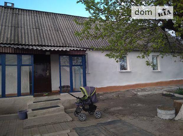 одноэтажный дом с садом, 56.2 кв. м, кирпич саманный. Продажа в Селидове фото 1