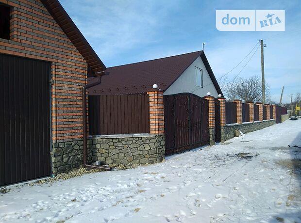 одноэтажный дом с садом, 87 кв. м, газобетон. Продажа в Гибаловке (Винницкая обл.) фото 1
