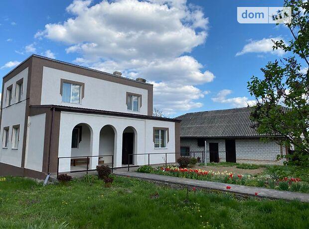 двухэтажный дом с садом, 167 кв. м, кирпич. Продажа в Рахнах-Лесных (Винницкая обл.) фото 1