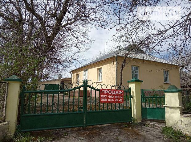 одноэтажный дом с подвалом, 100 кв. м, кирпич. Продажа в Слободе-Шаргородской (Винницкая обл.) фото 1