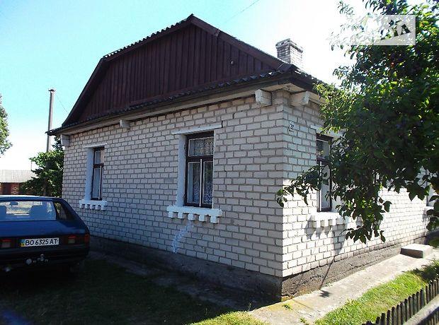 одноэтажный дом с садом, 52 кв. м, дерево и кирпич. Продажа в Шацке район Шацк фото 1