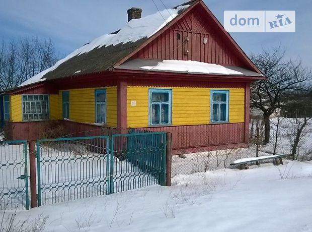 Продаж будинку, 27.8м², Волинська, Шацьк, c.Залісся, Центральна вулиця, буд. 37